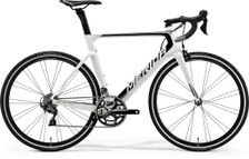 REACTO 5000 PEARL WHITE/BLACK/GREY L 56CM