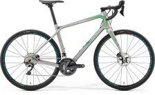 SILEX 7000 MATT METALLIC/GREY/GREEN L 53CM
