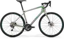 SILEX 7000 MATT METALLIC/GREY/GREEN XL 56CM