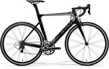 REACTO 4000 METALLIC BLACK/SILVER/BLUE L 56CM