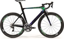REACTO LTD GLOSSY BLACK/AURORA S-M/52CM