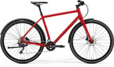 CROSSWAY URBAN 500 MATT MET RED/REFLECTIVE RED XXL