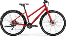 CROSSWAY URBAN 500 MATT MET RED/REFLECTIVE RED M 5