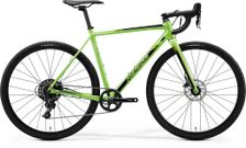 MISSION CX 600 LIGHT GREEN/BLACK XS 47CM