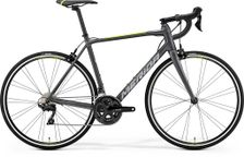 Merida Scultura 400 Matt Dark Silver/green S-m 52cm