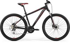 BIG SEVEN 20 MATT BLACK/RED/SILVER M 17