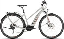 CUBE TOURING HYBRID 400 GREY/ORANGE 2019 TR. 46CM