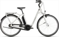 CUBE TOWN HYBRID PRO 500 WHITE/SILVER 2019 EE50