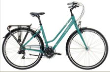 TREK IBIZA 21 SPEED MIDSTEP 55L GN