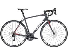Trek Domane SL 5 52 Solid Charcoal/Viper Red