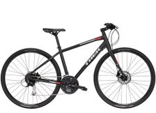 FX 3 WSD DISC S Matte Trek Black