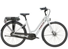 Trek UM1+ Midstep M_MS Matte Quicksilver 400WH