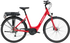Trek TM1+ Lowstep S Gloss Indian Red 500WH