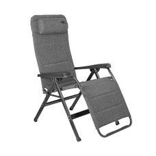 Crespo - Relaxstoel - AP-234 Tex Supreme - Grijs (