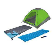 Camp-Gear - Festival pakket - 1 Persoons