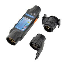Carpoint - Testerkit - 7-pin 3in1 + 2 adapters - A