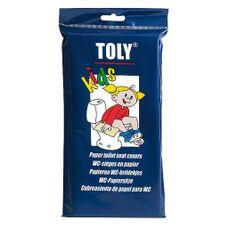Toly - WC-brildekjes - Kinderen - Papier