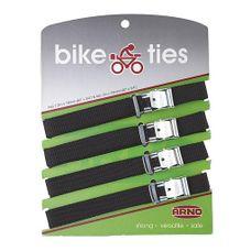 Arno Bike Ties set 4st 18mm 74610