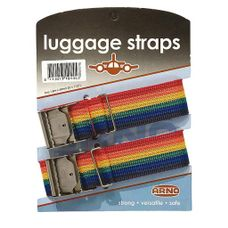 Arno Luggage Straps 40mm 2st 77618
