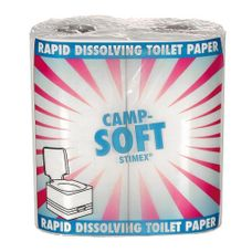 Stimex - Toiletpapier - Camp Soft - 4 Stuks
