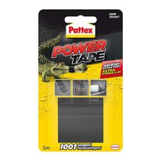 Pattex Power Tape zwart rol 5mtr