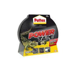 Pattex Power Tape zwart rol 25mtr