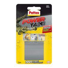 Pattex Power Tape grijs rol 5mtr