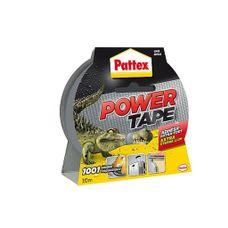 Pattex Power Tape grijs rol 10mtr