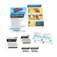 Super reparatietape - Repair tape - Patch kit - 7-delig