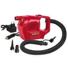 CO Rechargeable Quickpomp 12/230V