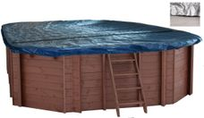 Interline Winter cover Bali 6,40 x 4,00 Oval