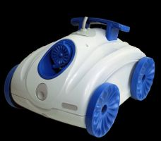 Interline robotic pool cleaner 5200