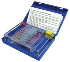 Interline pH & chlorine Test kit