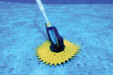 Interline Hydraulische zwembadreiniger Stingray