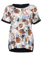 Frapp Shirt met bloemenprint
