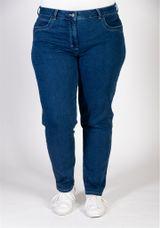 LauRie Jeans medium blue CHARLOTTE