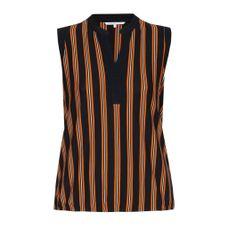 Xandres Gold Shirt streep X-Flox