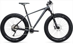 CUBE NUTRAIL RACE GREY/BLACK 2018 17