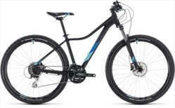 CUBE ACCESS WS EXC BLACK/BLUE 2018 19