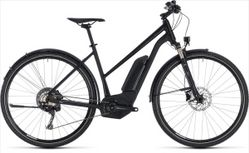 CUBE CROSS HYBRID RACE ALLROAD 500 BLK/WHT '18 T54