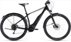 CUBE ACID HYBRID ONE ALLROAD 500 29 BLK/WH '18 21