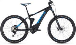 CUBE STEREO HYBRID 140 SL 500 BLACK/BLUE 2018 20