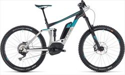 CUBE STEREO HYBRID 160 RACE 500 METAL 2018 20