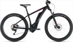 CUBE ACCESS HYBRID PRO 500 BLACK/BERRY 2018 17