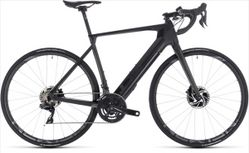 CUBE AGREE HYBRID C:62 SLT DISC BLK ED. 2018 56 CM