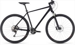 CUBE CROSS SL BLACK EDITION 2018 58 CM