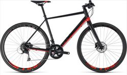 CUBE SL ROAD PRO BLACK/RED 2018 59 CM