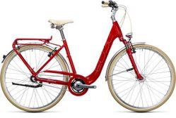 ELLY CRUISE RED/WHITE EE 50