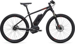CUBE SUV HYBRID 27.5 PRO 500 BLACK/FLASHRED 20