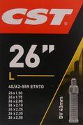 CST Binnenband Fiets 37-590 HV 40MM